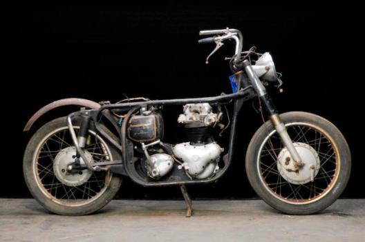 1966 NORTON 745CC ATLAS