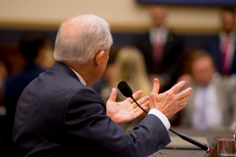 Attorney General Jeff Sessions testifies during House hearing25