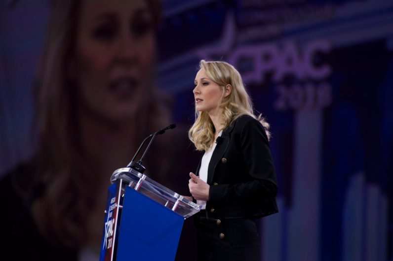 Marion Maréchal-Le Pen told crowds at CPAC 2018 that French conservatives could learn from President Trump's electoral upset