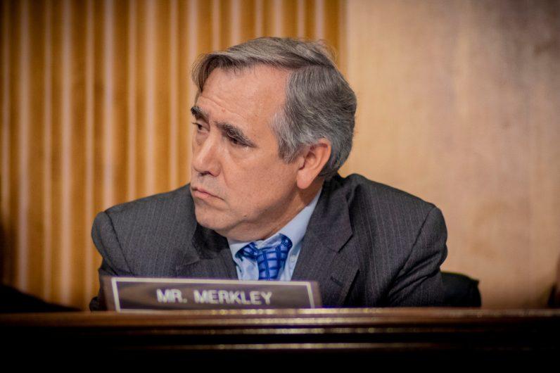 Sen. Jeff Merkley (D-Ore.)