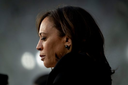 Senator KAMALA HARRIS (D-CA) at WILLIAM BARR's confirmation hearing to become Attorney General of the United States, January 15, 2019