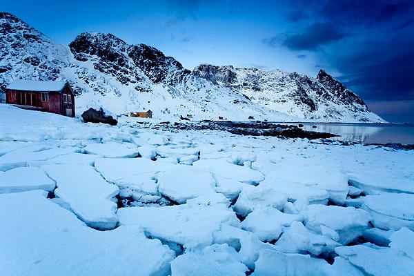 arctic landscapes vladimir donkov