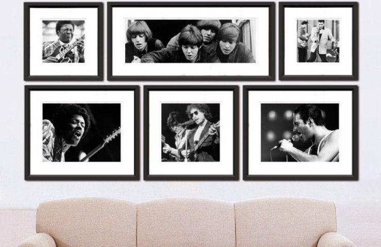 интерьерные фото на стены