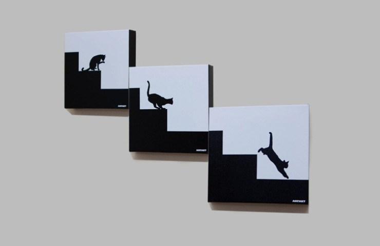 Галерея авторских фоторабот для умных помещений www.photointerier.ru