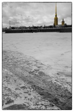 Прогулка по петербургской весне. 2019