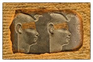 Древнеегипетские барельефы, IV век до нашей эры