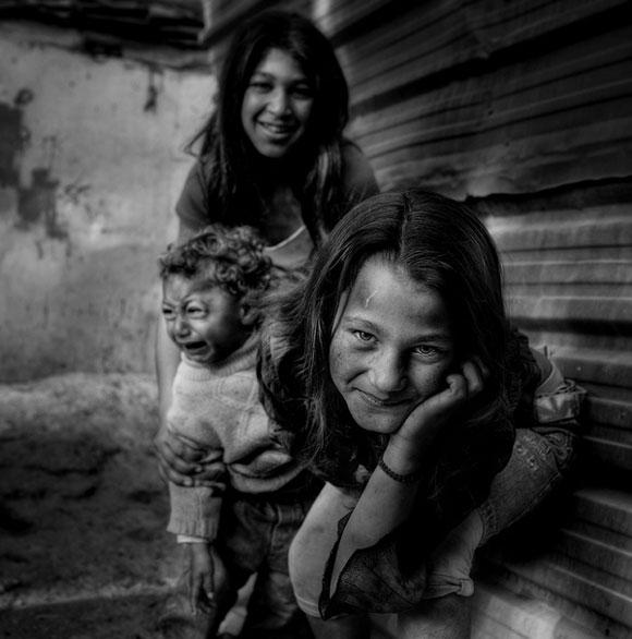 Черно-белые фото в интерьерах пространств