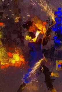 Цифровая живопись. Импрессионизм в интерьерном дизайне