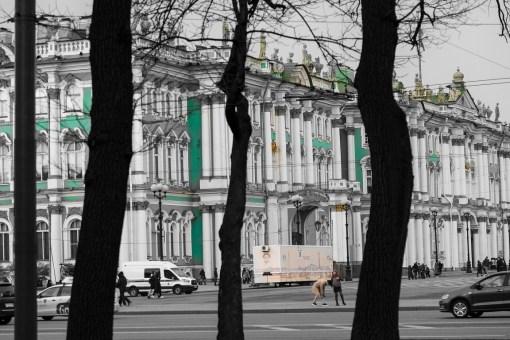Петербург ранней весной