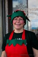 A real live elf! Un lutin pour de vrai