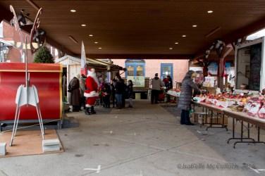 Le marché publique The public market