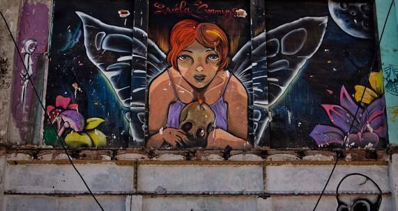 Street Art From Barcelona (2011)