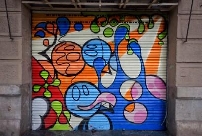Door From Barcelona III (2010)