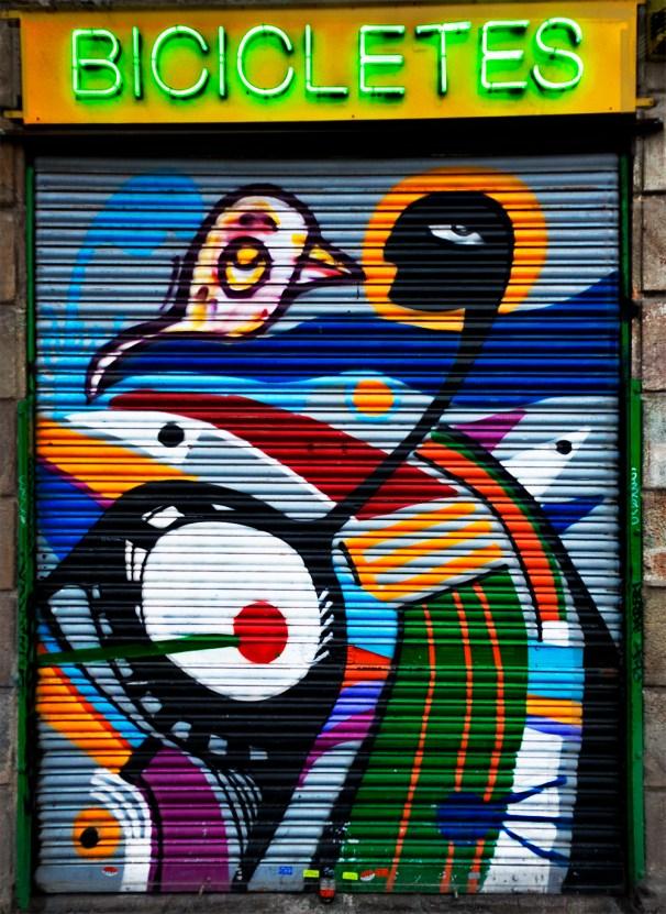 Door From Barcelona IV (2010)