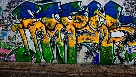 Street Art From Bairro Alto Lissabon III (2009)