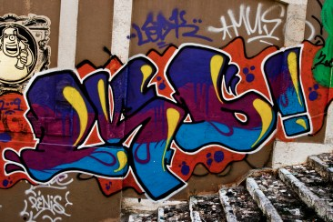 Street Art From Bairro Alto Lissabon II (2009)