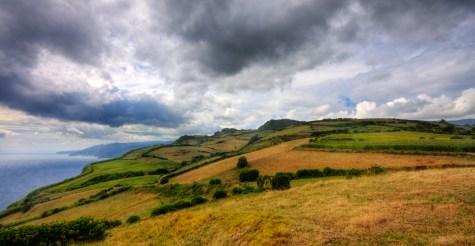 Fields to run (Azores, São Miguel 2011)