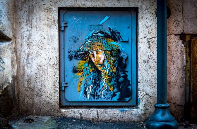 Street Art From Rome (2012)