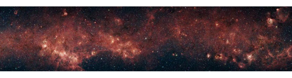 A Glimpse of the Milky Way