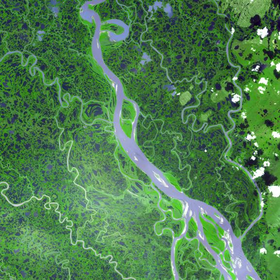 Mackenzie River, Canada
