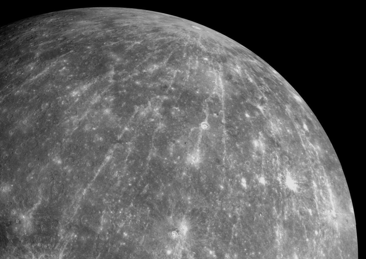 Mercury at Inferior Conjunction