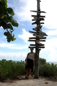 Close to Cuba, far away from home...
