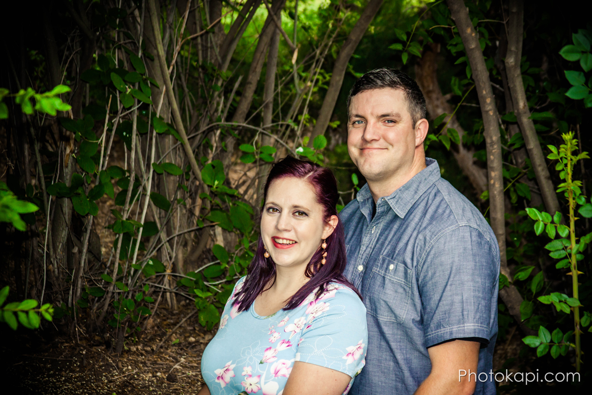 Danny and Angie Family Portraits | Photokapi.com