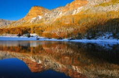 15. Hotter Pond Sunrise Reflection
