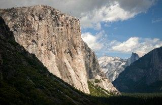 9. El Capitan dominates the Yosemite Valley