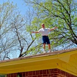Roof repairs [photo credit DKK]