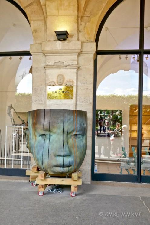 Sculpture by Jesus Curia Perez