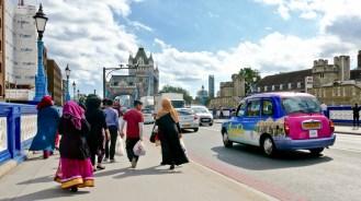 Colorful London!