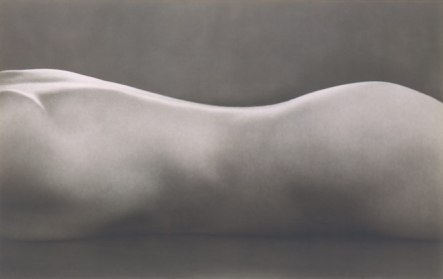 Working Title/Artist: Edward Weston (American, 1886-1958) : [Nude], 1925, Gelatin silver print Department: Photographs Culture/Period/Location: HB/TOA Date Code: Working Date: mma digital photo PH9153