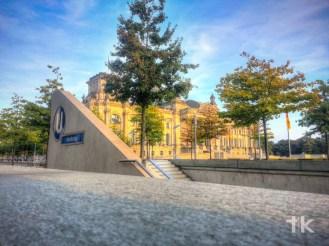 Subway Station Bundestag