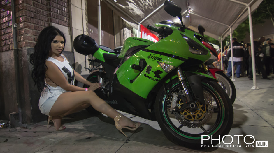 Bike Night 2 at Orchid Lounge [May 30, 2013]