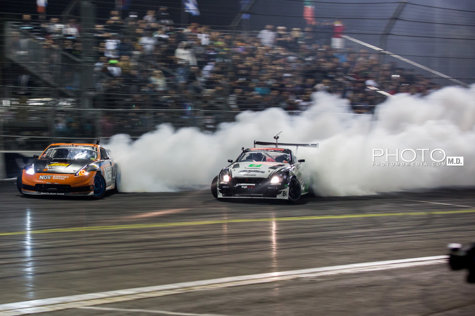 Formula D Irwindale 2013 – Title Fight/10 Yr. Anniversary