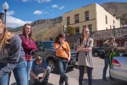 Zip Code Project at Lava Hot Springs, Idaho