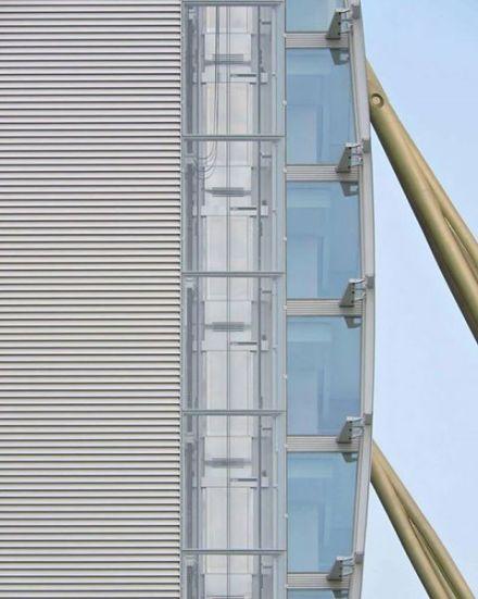 Elena Bonagamba 024, Torre Isozaki