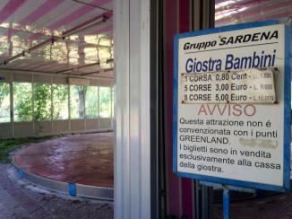Laura Caligiuri, GREENLAND, Villaggio Brollo, Limbiate 13