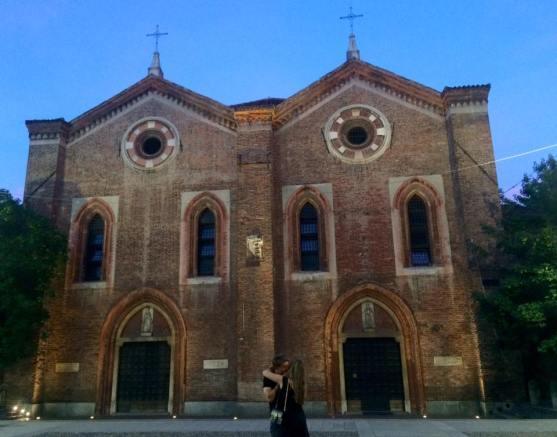Laura Caligiuri, THE KISS, Corso Garibaldi