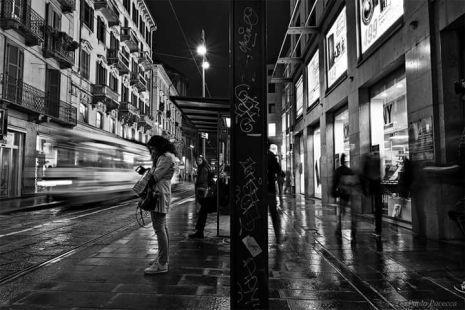 Paolo Pacecca, Waiting vs walking, via Torino