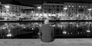001 Paesaggio urbano Navigli Raffaello Merli