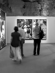 Alberto Scibona 009, Mostra William Klein. 2016 Milano