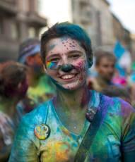 Cesare Augello 003, Colori dell'allegria