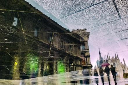 Cristiano Guida 007, Piazza Duomo