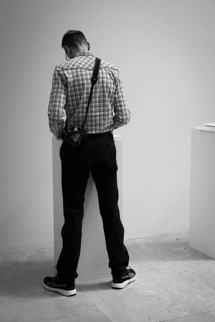 Cristina Bianchetti 012, Il fotografo