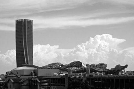 Elvira Pavesi 004, Torre Hadid
