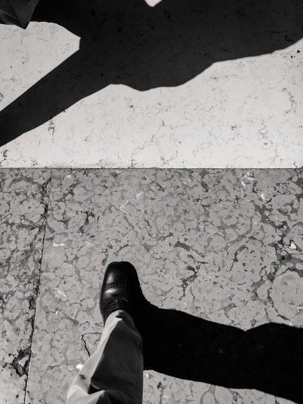 Gabriele Ghinelli 002, Passi lunghi e ben distesi