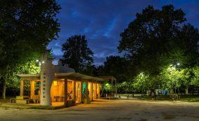 Gabriele Ghinelli 003, Atmosfere serali al parco Sempione