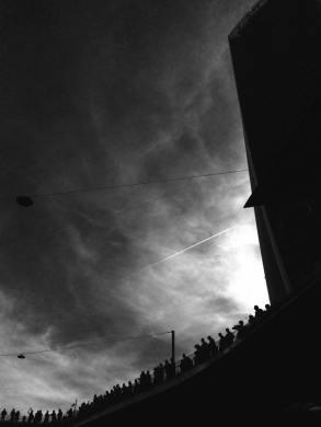 Giorgia Ionita 002, All'ombra della torre Hadid